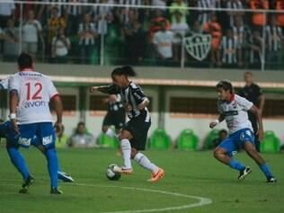 Atlético já volta o foco para o Estadual, após o tropeço contra o Nacional, em casa