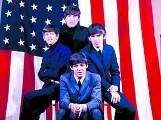 Celebração. Lançamento vem junto com a comemoração de 50 anos da chegada da banda aos EUA