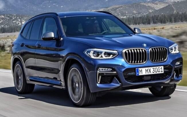 BMW X3: mais luxuoso e sofisticado, o SUV vai chegar ao Brasil no primeiro semestre de 2018