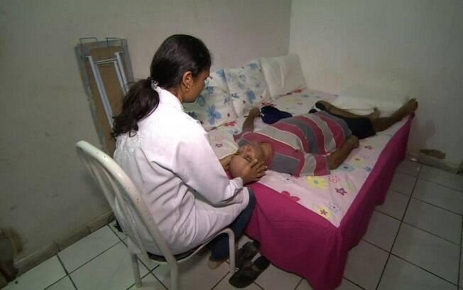 'Pensei que ficaria paralisado pelo resto da vida', diz paciente de Guillain-Barré