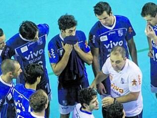 Respeito. O técnico Ricardo Picinin, do Vivo-Minas, declarou que o time deve respeitar, dentro da quadra, a evolução do   adversário