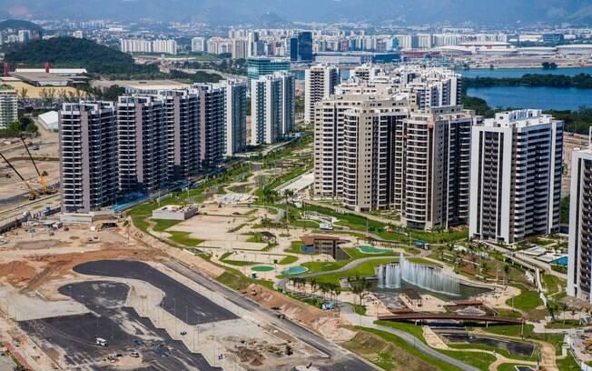 Rio de Janeiro passa por obras para receber atletas e turistas para os Jogos Olímpicos 2016