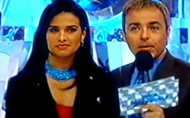 Solange Gomes e Gugu Liberato