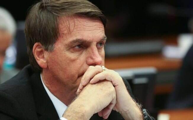 Presidente Jair Bolsonaro volta a defender o armamento no Brasil