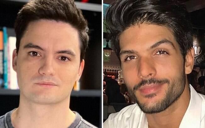 Felipe Neto e Lucas Fernandes
