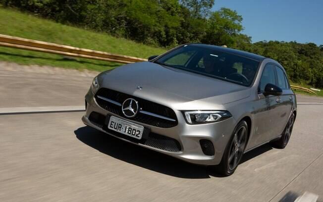 Mercedes-Benz Classe A é um dos que já abdicaram ao farol de neblina entre os equipamentos de carros