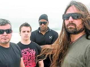 Sepultura apresenta em Belo Horizonte o novo disco e composições clássicas da carreira