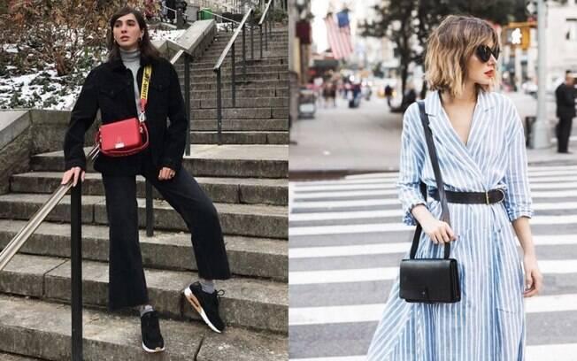 O tiracolo está entre os modelos de bolsa mais populares, charmosos e que também combinam com vários eventos e looks