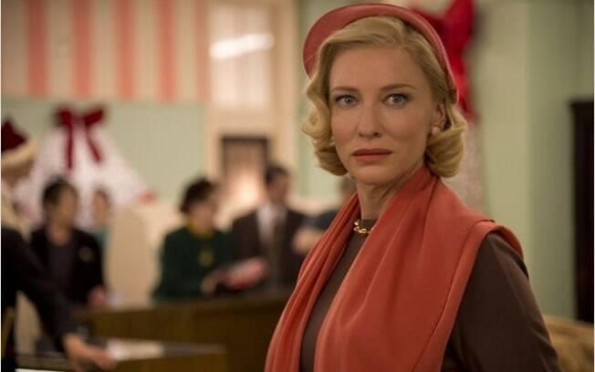 Cate Blanchett em cena de