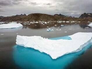 A temperatura, em tese, não aumentou globalmente desde o ano de 1998
