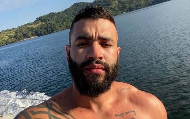 Gusttavo Lima conta da primeira vez que fumou maconha