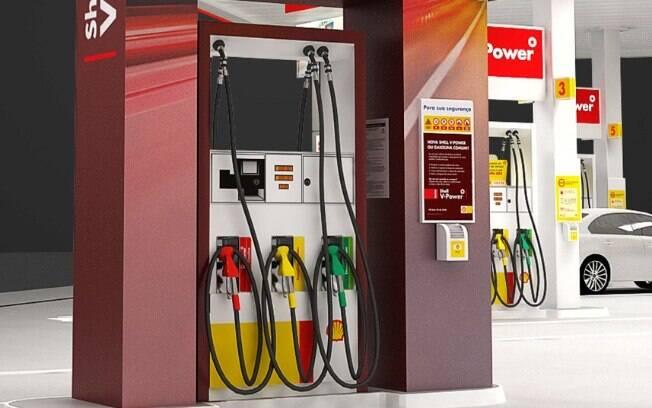 A Octapro se junta à gasolina Shell V-Power Racing e à Podium, da rede BR (Petrobrás)