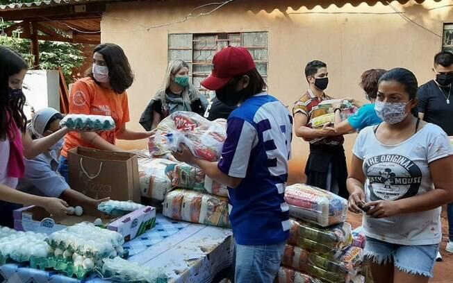 França faz parte do movimento social indígena em Campo Grande