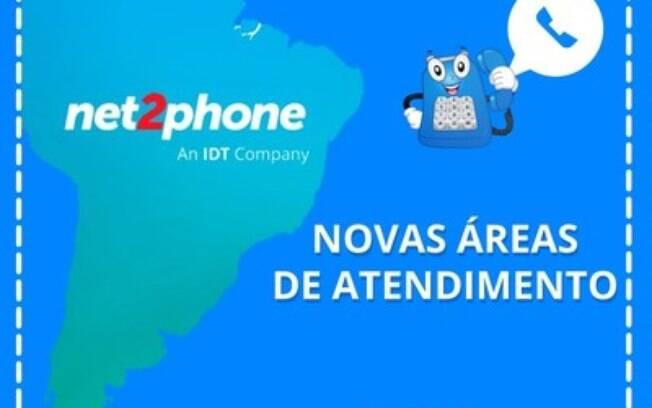 Net2phone continua sua expansão no Brasil