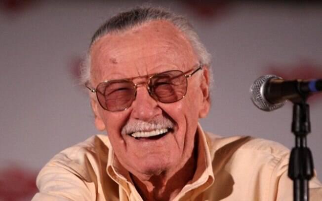Stan Lee morreu nesta segunda-feira (12) nos EUA aos 95 anos