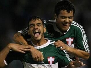 Henrique teve bom início no Palmeiras e já marcou três gols neste Brasileirão