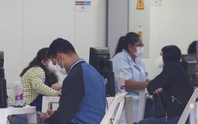 Funcionários de Viracopos recebem 2ª dose da vacina a partir de hoje