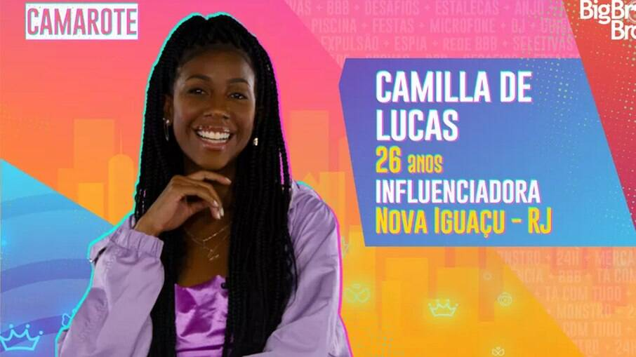 Camilla de Lucas estará no