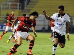 Em jogo fraco, Flamengo conseguiu derrotar novamente a equipe alagoana, em Volta Redonda