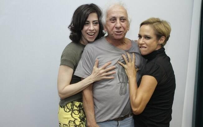 Fernanda, Flavio Migliaccio e Andréa