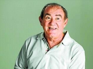 """Renato Aragão, conhecido como """"embaixador"""" do programa, participa após cirurgia no coração"""