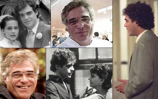 Rodolfo Bottino atuou em diversas novelas da Globo nos anos 1980 como