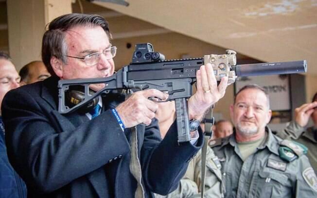 Decreto das armas de Bolsonaro segue inconstitucional, dizem especialistas