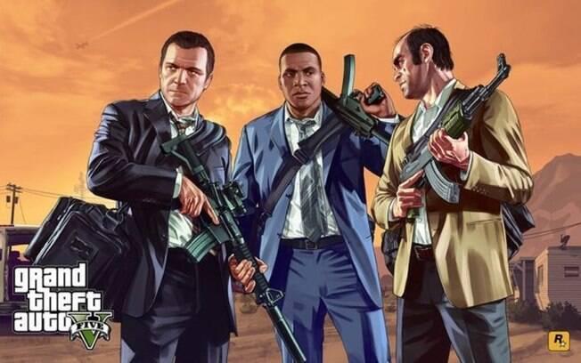 Sony faz promoo de GTA 5, FIFA 21 e mais jogos de PS4 e PS5