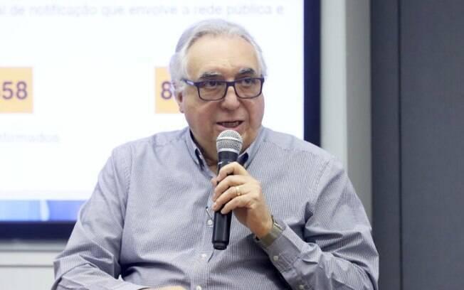 Carmino de Souza, secretário de Saúde de Campinas.
