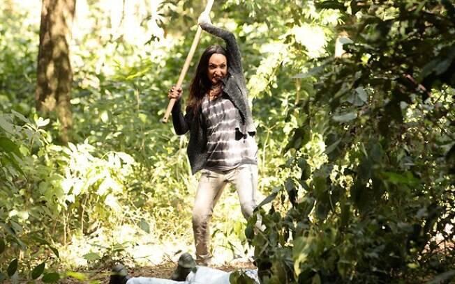 Durante Sequestro Alejandra Mata Homem Na Frente De Paulinha Foto