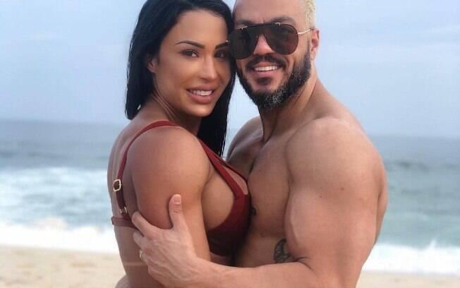 Gracyanne Barbosa e Belo