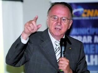 Ziulkoski disse que maioria dos municípios não será beneficiada com medidas