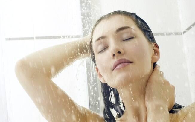 Excesso de higiene: a flora vaginal é equilibrada. O excesso de limpeza remove as boas bactérias e fungos, deixando outros ruins se proliferarem. Foto: Thinkstock