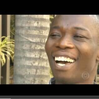 Emmanuel Akomanyi ganhou bolsa de estudos para cursar medicina em Guiana