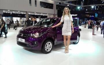 Fiat Mobi de três cilindros pode fazer até 27,1 km/l, diz a fabricante