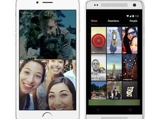 Facebook Slingshot é aplicativo de compartilhamento de fotos similar ao Snapchat. Grátis para iPhone e Android