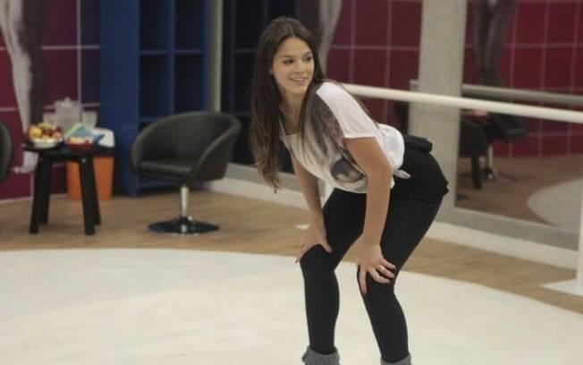 Bruna Marquezine ensaia funk para a 'Dança dos Famosos'