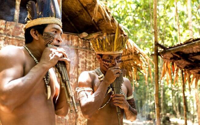 Ministério da Saúde pretende imunizar 114 mil indígenas que vivem em áreas afastadas dos centros urbanos
