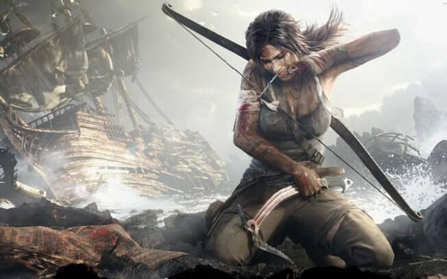 Uma das personagens de games mais conhecida, Lara Croft é uma arqueóloga britânica que busca e coleta artefatos raros