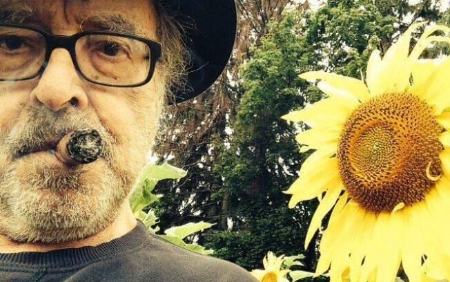 Jean-Luc Godard em