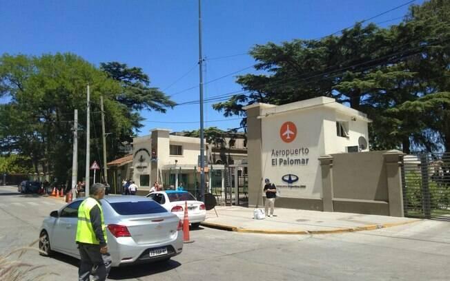 Aeroporto El Palomar, na zona oeste de Buenos Aires, recebe voos da Flybondi e JetSmart