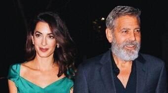 George Clooney e Amal estão