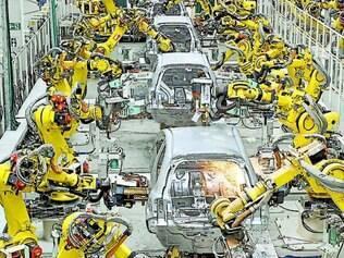 Projeção.   Estimativa da Anfavea para este ano  é que 400 mil veículos sejam exportados  pelo país