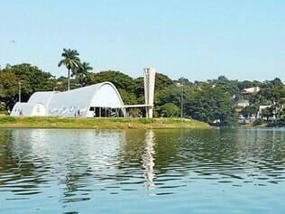 Sudecap concluiu obra de desassoreamento da lagoa da Pampulha