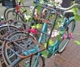 A rotina de quem usa bicicleta como meio de transporte