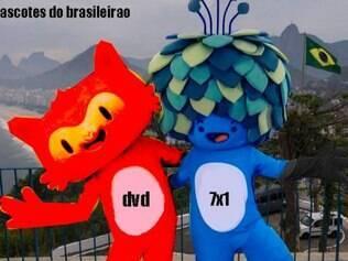 Mascotes do Rio 2016 foram chamados de