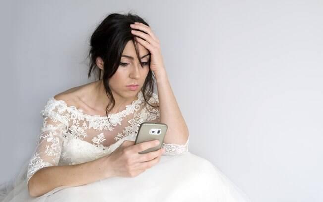 Noivos precisam manter a calma quando acontece algum imprevisto para que a situação não fique ainda pior
