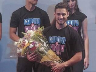 Betinense foi o segundo colocado no concurso Garoto