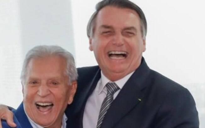 Carlos Alberto de Nóbrega e Bolsonaro