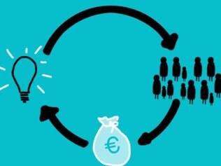 Plataformas online ajudam as pessoas a concretizar ideias e sonhos por meio de financiamento coletivo